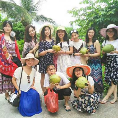 2017届团队硕士三亚毕业游