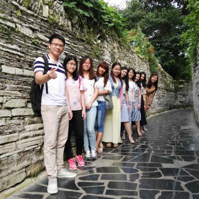 2016届团队硕士贵州毕业游