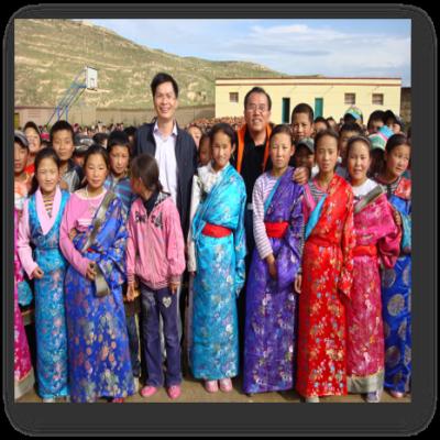 """中国和联合国儿童基金会""""技术启迪智慧""""项目"""